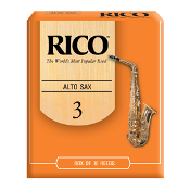 "Rico ""Orange Box"" Alto Saxophone Reeds"