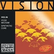 Vision Violin Strings Set