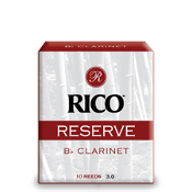 Rico Reserve Bb Clarinet Reeds