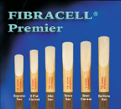 Fibracell Premier Synthetic Tenor Saxophone Reeds