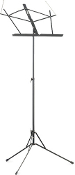 Stagg MUS-A2 BK Music Stand - Black