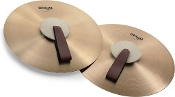 "Stagg MASH-16 Concert/Marching 16"" Crash Cymbals Set"