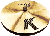 "Zildjian 13"" K-Series Hi-Hats"