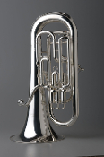 Agility Winds Full Compensating Euphonium, Silver Plated