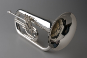 Agility Winds Marching Euphonium, Silver