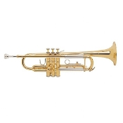 Bach TR200 Intermediate Bb Trumpet