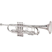 King Silver Flair Trumpet