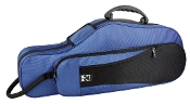 Kaces - Lightweight Hardshell Alto Saxophone Case, Dark blue