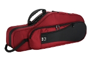Kaces - Lightweight Hardshell Alto Saxophone Case, Red