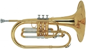 Stagg WS-MB225 Marching Mellophone
