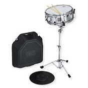 CB IS678MC Snare Drum Kit w/ Molded Hardshell Carrying Case
