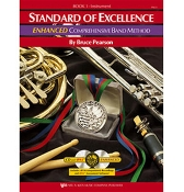 KJOS Standard of Excellence, Book 1 - Baritone BC