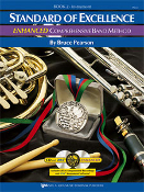 KJOS Standard of Excellence, Book 2 - Drums/Mallets (Enhanced)