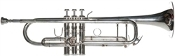 RS Berkeley TP610S Professional Bb Silver Plated Trumpet