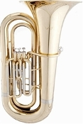 RS Berkeley TUB914 Artist Series Convertible Tuba - 4/4