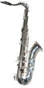 RS Berkeley Virtuoso Tenor Saxophone - Silver Plated (VIRT2003S)