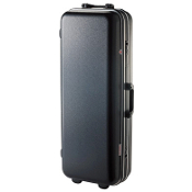 GL CASES - Student Case, ABS Black, Tenor Saxophone
