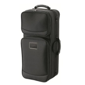 GL CASES - GL Trekking Case, Black, Alto Saxophone