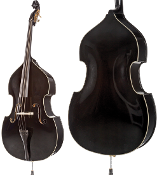 Core Academy A40-Black Bass Violin Only