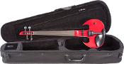 Mark Wood STINGRAY 4-String Electic Violin Outfit - Black