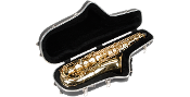 SKB 150 Tenor Saxophone Shaped Case