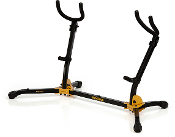 Hercules DS537B Double Saxophone Stand