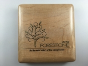 Forestone Maple Wood Reed Case - Holds 4