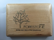 Forestone Maple Wood Reed Case - Holds 6