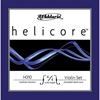 Helicore (D'Addario) Violin Strings - Set