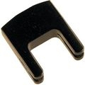 Black Heavy Practice Mute for Cello, 2-prong